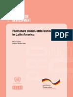 premature deindustrialization in latin america