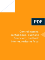 Control Interno, Auditoria Interna Referente 3