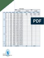 Cash Flow Table V2.1
