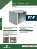 9U Cabinet and Enclosure_Link Basic