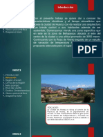 Ficha Bioclimatica Ambiente