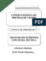 89001668 TRAZADO DE PATRONES CON FICHA TECNICA.pdf