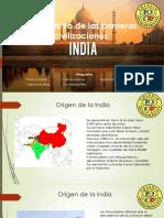Civilizacion India