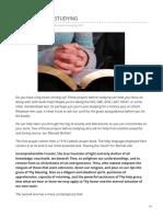 Ourcatholicprayers.com-PRAYERS BEFORE STUDYING