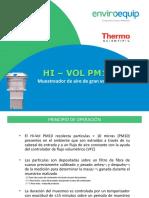HI-VOL PM10 VFC