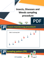 Final PRIME Insect, Disease and Weed Monitoring Procedure