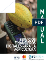Manual Servicios Financieros Digitales para la Agricultura