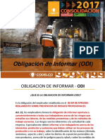 ODI Codelco