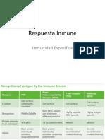 Inmunidad Específica