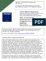 Multilateral Rwanda