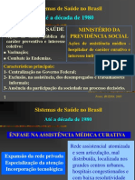 Sistemas de Saúde ESCS 2019