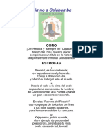 Himno Cajabamba