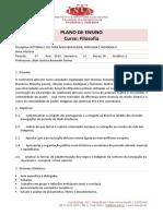 5P. Plano de Ensino Historia e Cultura e Afrobrasileira Africana e Indigena 2019 1
