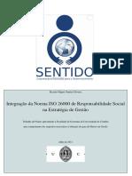 Integração da Norma ISO 26000 de Responsabilidade Social