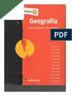 Espacios Geograficos de La Argentina