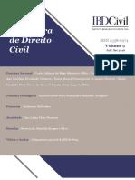 Rbdcivil Vol 9 Reflexuies-metodoluagicas