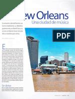 Nueva Orleans, Ciudad de Música