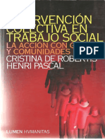 Cristina Robertis Intervencion Colectiva