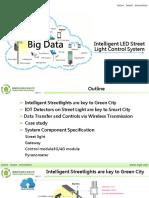 Intelligent LED Streetlights System2016!10!30