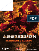 Aggression - Reign Over Europe - Manual - PC