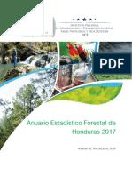 Anuario Estadistico Forestal 2017