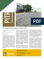 Boletin Semanal Pitra 04 Gestion Vial