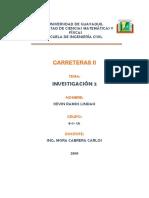 Clasificacion de Pavimento - Silva