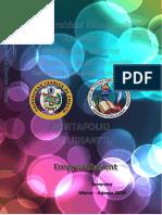 1. Propuesta de Organización de La Nueva Unidad de Negocios