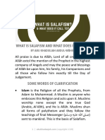 What is Salafism?