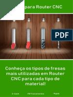 eBook Tipos de Fresas Router Cnc