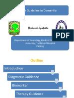 14. REVISI. Dr Yuliani. New Guideline in Dementia E