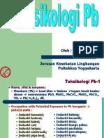 Toksikologi Pb