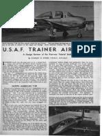 USAF Trainer Aircraft