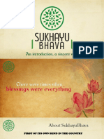 Sukhayubhava