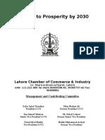 Journey to Prosperity by 2030