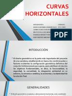 CURVAS-HORIZONTALES