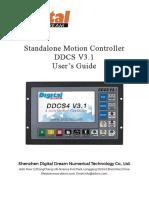DDCS V3.1 User Manual V1