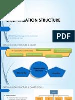 CEPB323 Slide - Topic 2 Organization Structure (Sem 2 20172018)