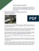 Heat Exchanger Inspection.docx