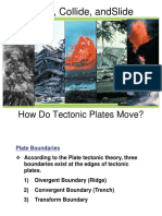 Plates Boundaries Ppt