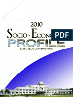 SEP 2010 Sultan Kudarat Province