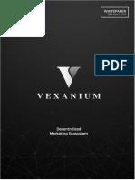 Whitepaper Vexanium English