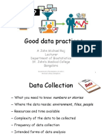 Data Practices Ppt