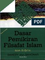 Dasar Pemikiran Filsafat Islam