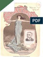 Revista Caras y Caretas N° 108 - 27 de noviembre de 1900
