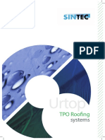 Complete Tpo Roofing Catalogue