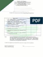 190724 DENR Tree Cutting Reqs List