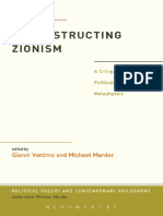 Deconstructing Zionism _ a Critique of Political Metaphysics