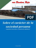 El Caracter de La Sociedad Peruana