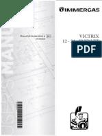 Centrala Immergas Victrix TT PLUS - Manual